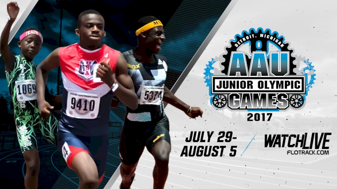 picture of 2017 AAU Junior Olympic Games