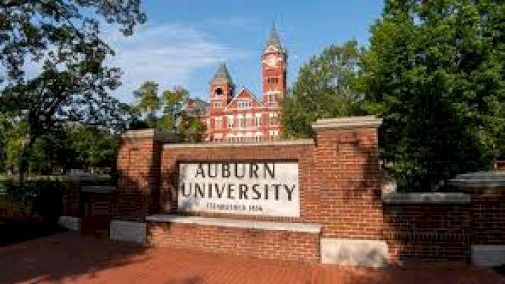 Auburn University Gym Visit